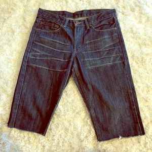 🔴3/$25🔴Levi's 520 shorts